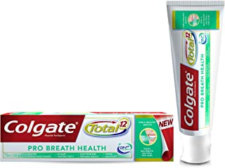 Colgate Total Pro Breath Health Toothpaste, 75ml