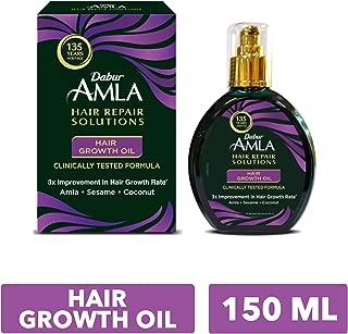 Dabur Amla Therapy Hair Growth Oil, 150 ml