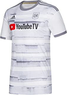 adidas Los Angeles Fc Youth Away Replica Soccer Jersey (7416BLFDAZMLGF)
