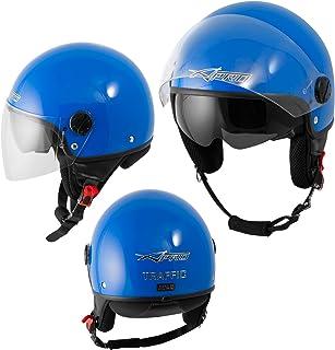 Suchergebnis Auf Für Jethelme A Pro Jethelme Helme Auto Motorrad