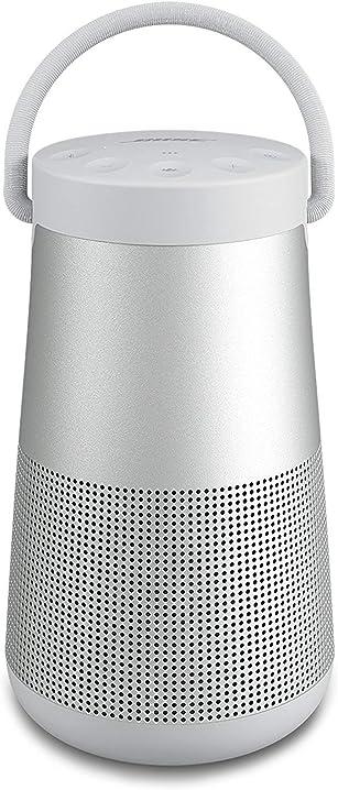 Bose soundlink revolve+ diffusore portatile, con bluetooth, grigio 739617-2310