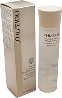 Shiseido Instant Eye and Lip Makeup Remover for Unisex, 4.2 oz