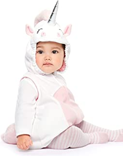 Baby Halloween Costume (Little Unicorn, Pink, Size 12 Months