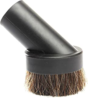 Spares2go Horsehair Round Dusting Brush Tool Head For Numatic Henry HVR200 Vacuum Cleaners (32mm)