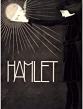 Wee Blue Coo Theatre Stage Play Hamlet Shakespeare Netherlands Unframed Wall Art Print Poster Home Decor Premium