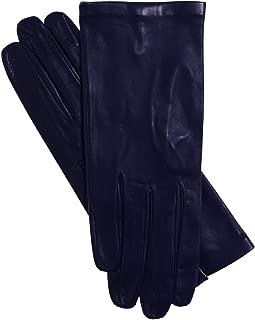Fratelli Orsini Women's Italian Silk Lined Leather Gloves