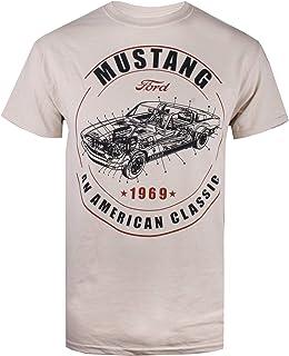 Ford Men's Mustang American Classic