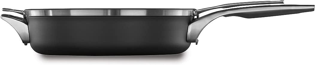 Calphalon Premier Space Saving Nonstick 5qt Saute Pan with Cover