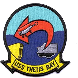 LPH-6 USS Thetis Bay Patch