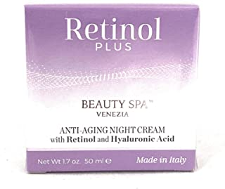 Retinol+ Plus Nightly Anti-Aging Cream, 1.7 oz