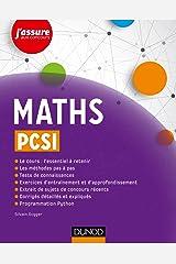 Maths PCSI Paperback