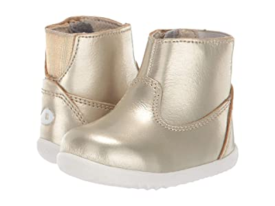 Bobux Kids Step Up Paddington Waterproof Boot (Infant/Toddler) (Gold) Kid