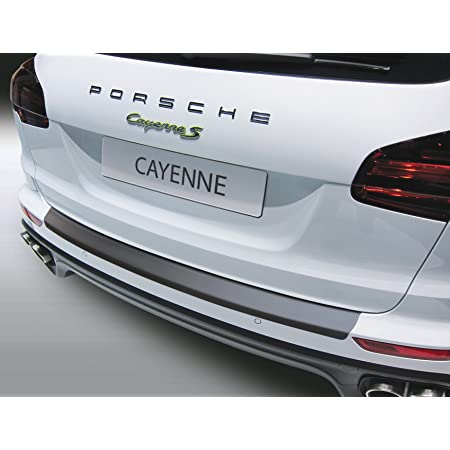 Luxshield Ladekantenschutz Folie Komplettset Cayenne 3 Iii 9ya I 2017 2020 Stoßstangenschutz Kratzschutz Lackschutzfolie Carbon Optik Selbstklebend Auto