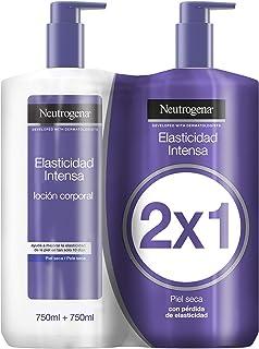 Neutrogena Loción Corporal Elasticidad Intensa, 1500 ml, Pack de 1