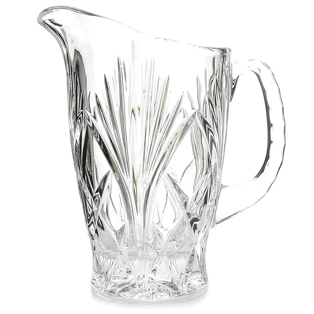 治世対称プロペラMarquis by Waterford Newberry 36 Ounce Pitcher by Waterford