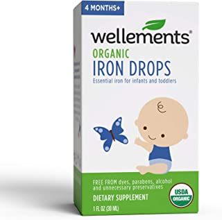 iron supplement baby