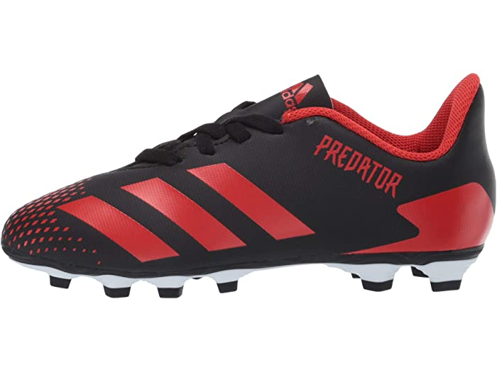 adidas Kids Predator 20.4 FxG J Soccer (Little Kid/Big Kid ...