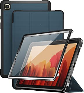 ProCase Galaxy Tab A7 Case 10.4 Inch (SM-T500 / T505 / T507), Full-Body Tri-fold Stand Folio Case with Built-in Screen Pro...