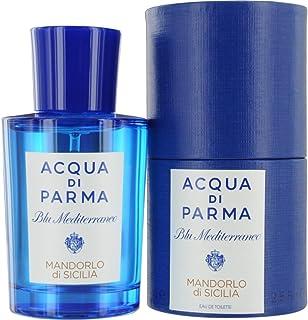Aqua Di Parma Blu Mediterraneo Mandorlo Di Sicilia Eau De Toilette Spray /2.5Oz, 75 ml, blue, 2.5 ounce (8028713570032)