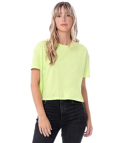 Alternative Headliner Cotton Cropped T-Shirt
