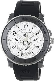 Juicy Couture Women's 1900756 Pedigree Black Ceramic Chronograph Watch