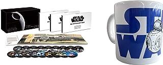 【Amazon.co.jp限定】スター・ウォーズ スカイウォーカー・サーガ 4K UHD コンプリートBOX(オリジナルマグカップ付き) [4K ULTRA HD+ブルーレイ] [Blu-ray]