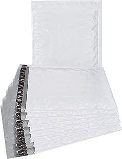 ABC 25 Pack Jumbo Bubble Mailers 8.5 x 11. Zip Tear Strip. 1/2
