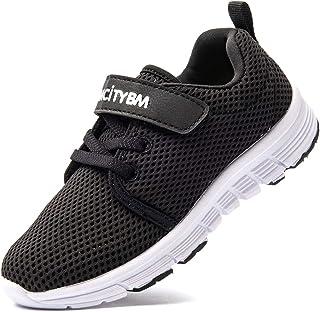 BMCiTYBM Toddler Sneakers Girls Boys Little Kids Walking Running Shoes
