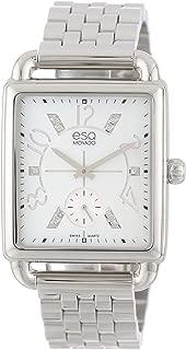 Movado Women's 07101414 Origin Stainless Steel Case Bracelet White Mother-Of-Pearl Dial Watch