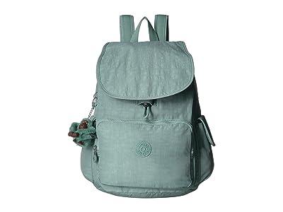 Kipling Citypack Backpack (Fern Green) Backpack Bags