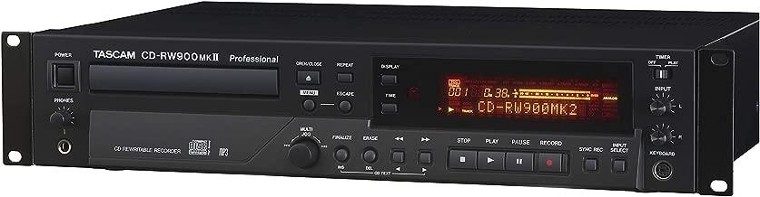 Tascam CD-RW901MKII Professional Rackmount CD Recorder/Player