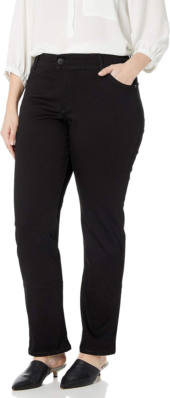 LEE Women's Plus Size Max 81% OFF Secretly Online limited product Shapes Leg Fit J Regular Straight