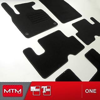 cod Bac sur Mesure Antid/érapant avec Rebords 5 cm 3D 5311 MTM Tapis de Sol C4 Grand Picasso 7 Places 10.2006-2013 en Caoutchouc