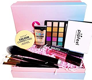 Beauty Box/Makeup Gift Set: Brush Set + Technic Banana