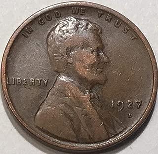 Best 1927 d penny Reviews