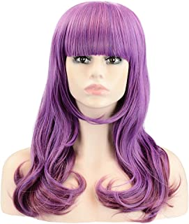 PINKISS Fashion Colorful Harajuku Lotita Style Cosplay Wig with Free Wig Cap (LC274A / T2404TT1716)