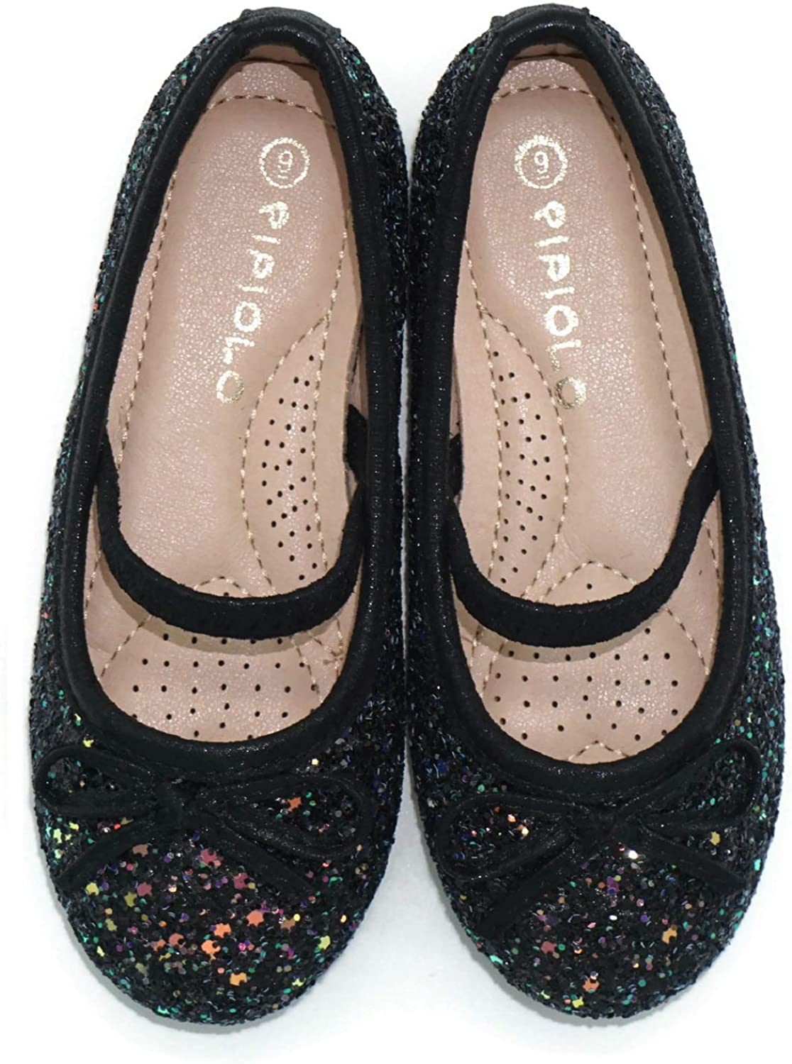 Quantity limited Pipiolo Sparkling Mary Jane Ballerina for Bargain Flats – Gir Shoes