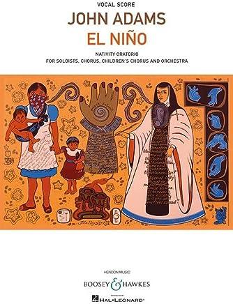 El Niño - Nativity Oratorio - soloists, choir, childrens choir and orchestra - vocal/piano score - ( BHI 9675 )