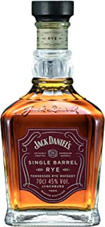 Jack Daniels Tennessee Single Barrel Rye Whisky 70 cl