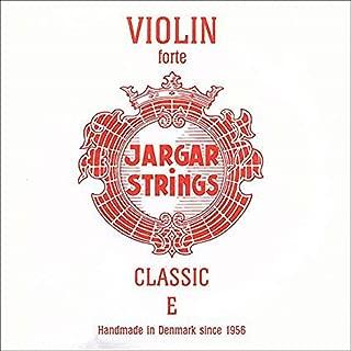 Jargar Violin E String Ball End 4/4 Size Forte