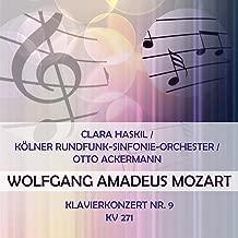 Clara Haskil / Kölner Rundfunk-Sinfonie-Orchester / Otto Ackermann play: Wolfgang Amadeus Mozart: Klavierkonzert Nr. 9, KV 271