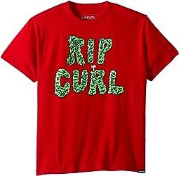 Rip Curl Kids Ghoul Premium Tee (Big Kids)