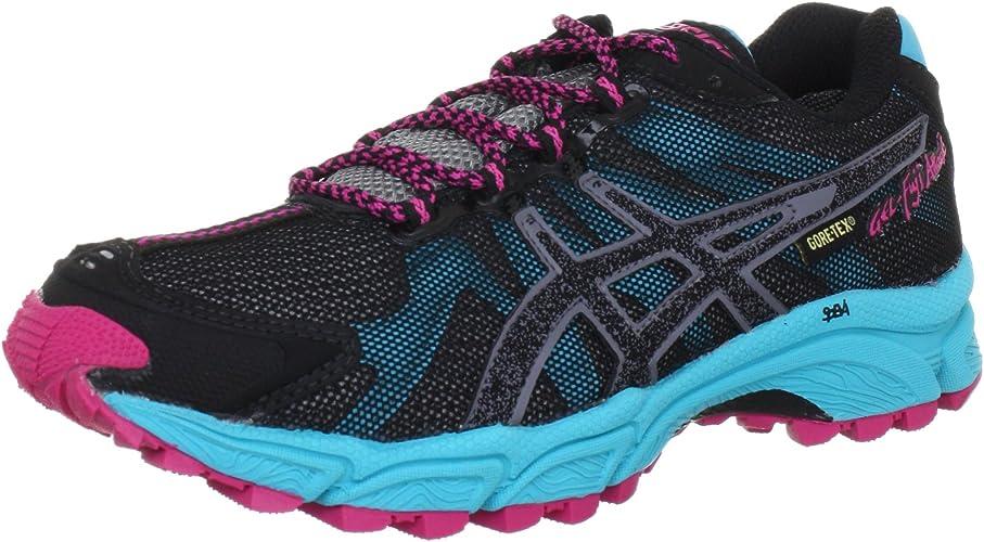 ASICS Gel-Fuji Attack, Chaussures de Running Femme