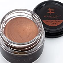 EMAJINY Terra Cotta Brown T27 ブラウンヘアカラーワックス 茶 36g 【日本製】【無香料】