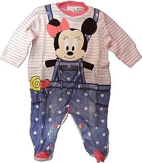 Costume da bagno 1/pezzo bambino ragazza Minnie Rosa 6/A 23/mesi rosa Rose 6 mesi