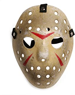 CASA CLAUSI Costume Cosplay Halloween Prop Hockey Party for Kids