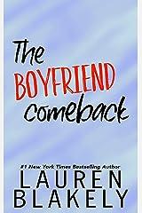 The Boyfriend Comeback Kindle Edition