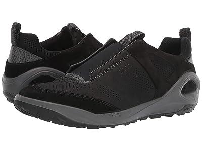 ECCO Sport BIOM 2GO Slip-On (Black/Black) Men