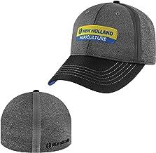 New Holland Melange Full Back Cap