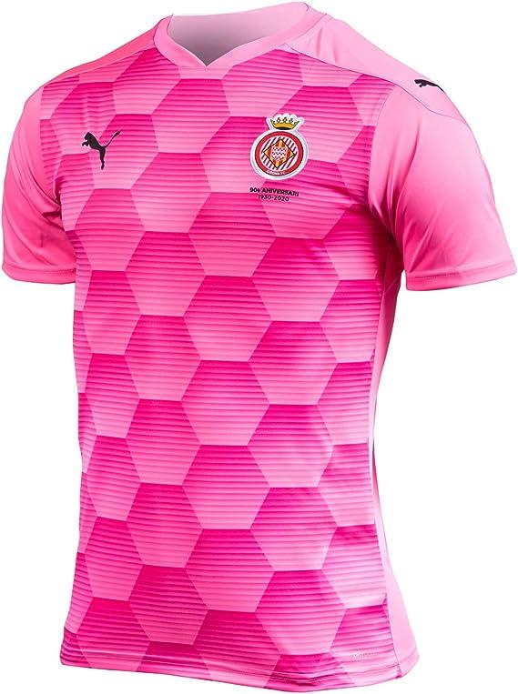 GIRONA FC Primera Equipación Portero 2020/21 Camiseta Unisex ...